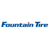 Fountaintire Logo Tire Storage