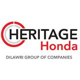 Heritage Honda Tire Storage